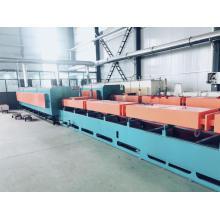 metalurgia de pó de correia líquida forno de sinterização