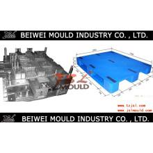 Molde plástico industrial personalizado da pálete da injeção