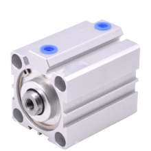 SDA Model piston type double acting Pneumatic compact air cylinder