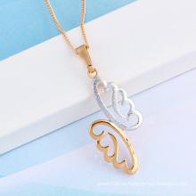 Colgante de la mariposa de la joyería de la manera de Xuping