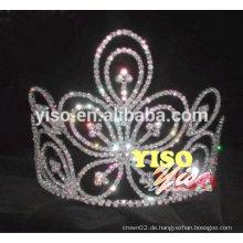 Kostüm Hochzeit Braut Kristall Festzug Schmetterling Tiara