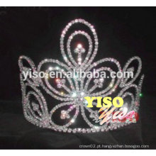Vestido de fantasia noiva, cristal, concurso, borboleta, tiara