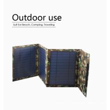 Panel fotovoltaico Cargador flexible solar