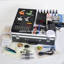 2015 professional tattoo kits 4 machine gun