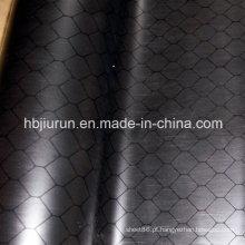Cortina do PVC da grade do ESD da espessura de 0.8mm