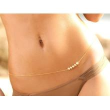 Tendances des produits chauds bijoux en cuir de plage de perles de la chaîne de la perle 2015