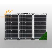 Panel solar plegable de 200 W para acampar (SGM-F-200W)