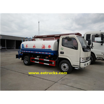 Dongfeng 1000 Gallon Water Sprinkler Bowsers