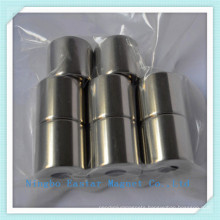 High Speed Motor Use Neodymium Cylinder Magnet