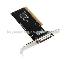 Плата контроллера ввода-вывода PCI IEEE 1284 DB25 25Pin PCI Параллельная карта