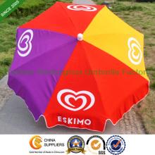 """36"""" personnalisé imprimé extérieur Sun parasol (BU-0036)"""