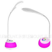 LED Schreibtischlampe mit Magic Colorful RGB