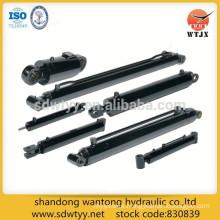safety locknut hydraulic cylinder