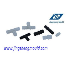 Molde do encaixe do HDPE dos encaixes do PE / fabricação China do molde