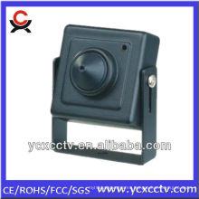 "Pinhole Lens 1/3 ""SONY cctv mini cámara"