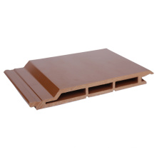High Value waterproof wall covering panels wpc outdoor wall cladding