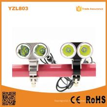 Yzl803 Professional Xml T6 La plus puissante lampe de vélo en aluminium rechargeable en aluminium