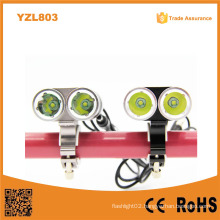 Yzl803 Professional Xml T6 Most Powerful Rechargeable Aluminum Front Bicycle Light