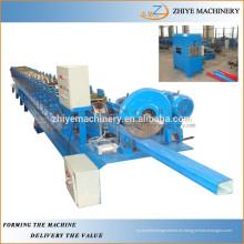 Tubo de acero que forma la máquina en frío para la tubería de descenso / Water down pipe que hace la máquina