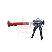 """El más nuevo tipo 9 """"arma de calafateo esquelético, pistola del silicón, pistola del aplicador del silicón, pistola del sellador del silicón (SJIE3012C)"""
