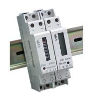 Detector electrónico de electricidad de protección contra sobretensiones