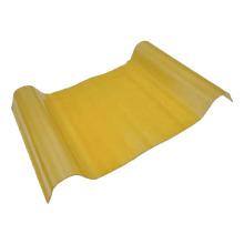 2021 Hot Sale 2mm Corrugated Waves Customized Size 840mm FRP Fiberglass Sheet Building Roof