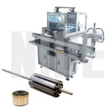 Machine d'insertion automatique de commutateur de rotor