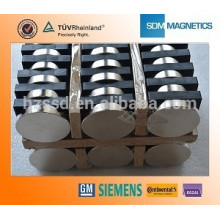 Hot sale permanent magnet Ni neodymium magnets for motor
