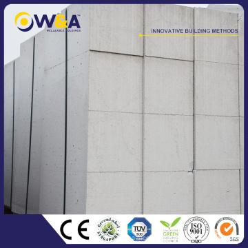 (ALCB-120)China AAC Block Size Lightweight Concrete Blocks Price Block Besta
