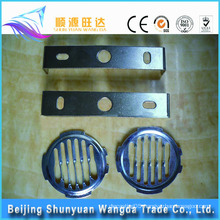 China Supplier Best Price Precision Metal Brass Stamping Battery Contact Plate
