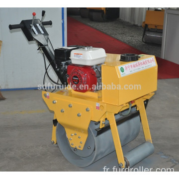 Hand Guide Single Drum Small Vibratory Road Rollers With Honda Engine (FYL-600)