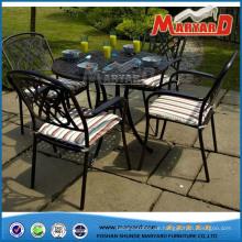 Shunde-Möbel China, das Gartenmöbel-Tabelle im Freien sät