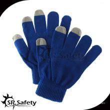 SRSAFETY Горячие продажи персонализированные перчатки удобные смарт-телефон перчатки
