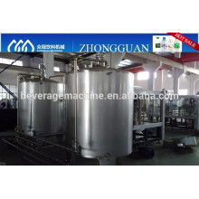 SS304 carbonated beverage mixing tank