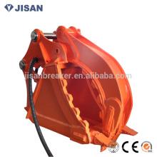 bucket grab Suit for excavator, grabber, clamp bucket, hydraulic bucket grapple