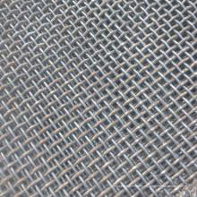Alambre de acero inoxidable de alta resistencia / malla de alambre prensado