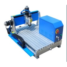 อแดปเตอร์ 3D Mini Desktop 6040 CNC Router Wood
