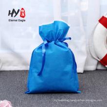 Wholesale non woven drawstring gift bag
