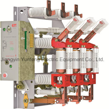 Hot Sale AC Hv Vacuum Circuit Breaker-Yfgz16-12/T630-25