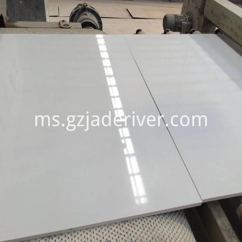 White Artificial Marble Stone