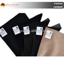 revestimento de veludo de tecido de veludo de tecido de veludo de roupas de moda do Reino Unido casaco de veludo para homens