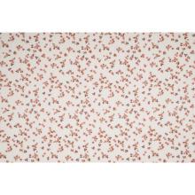 Impression de maillots de bain côtelés Impression de tissu satiné 100% polyester