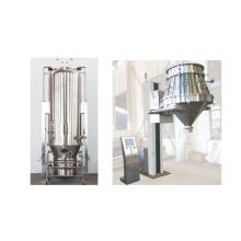 Preparação sólida Granulating Drying Bin Blender Series