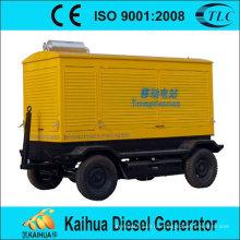 350квт Скания водонепроницаемый Тип тепловозные комплекты генератора