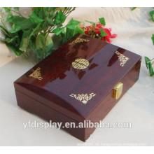 Überlegene Qualität heißer Verkauf Holz Ginseng Box