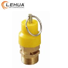 3/8 válvula de segurança de peças sobresselentes de compressor de ar