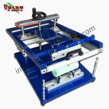 Low Cost coupe manuelle Screen Printing Machine