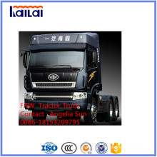 Truck FAW Jiefang 6*4 Tractor Head 380HP for Philippine Market