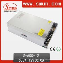 Transformador de poder de la fuente de alimentación de la transferencia de 600W 12VDC 50A AC-DC