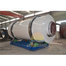 Professioanl Design Silica Sand Rotary Dryer Supplier